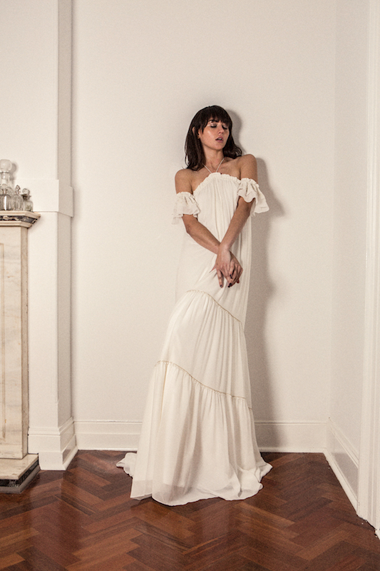 Cole Wedding Dress | Temple by Bo & Luca | View on LOVE FIND CO.