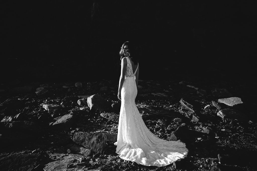 New Zealand brand Daisy Brides by Katie Yeung | View on LOVE FIND CO.