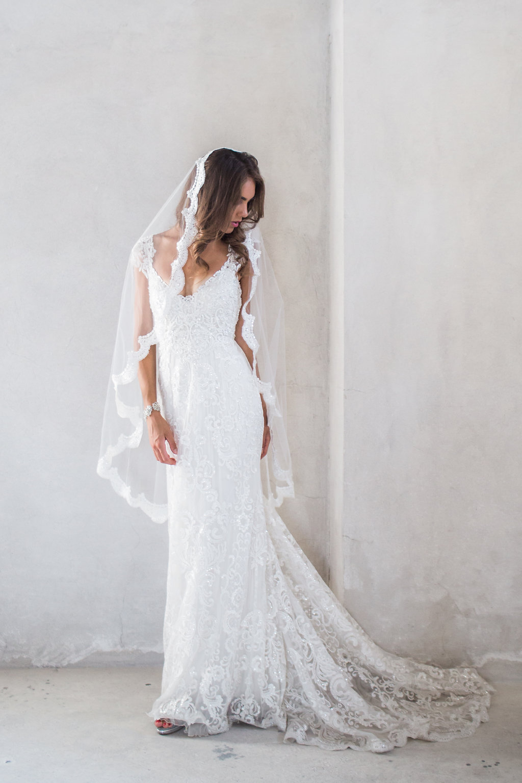 Anna Campbell Alyssa Wedding Dress