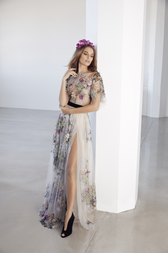 Suzanne Harward Havana Wedding Dress as featured on LOVE FIND CO.