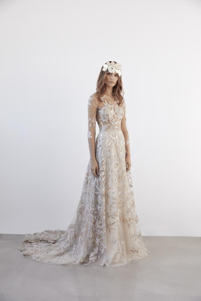 Suzanne Harward Phoenix Wedding Dress as featured on LOVE FIND CO.