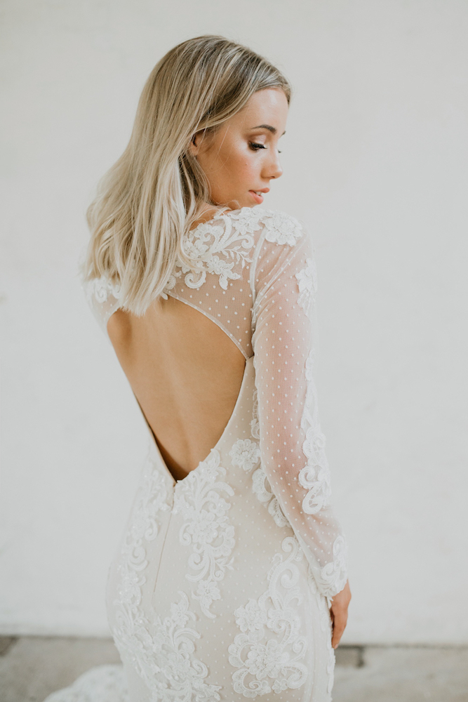 Florence Wedding Dress by Goddess Of Nature by LOVE FIND CO.