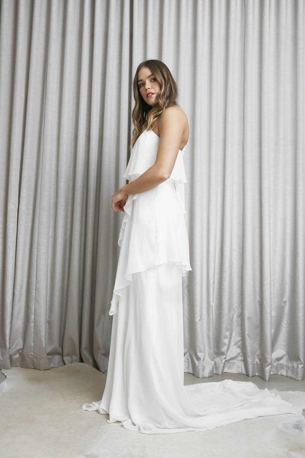 Fiona Claire Essence Wedding Dress featured on LOVE FIND CO.