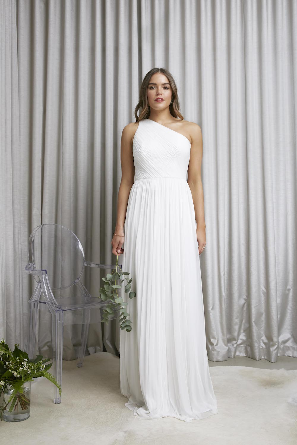 The Adore wedding dress by Fiona Claire, featured on LOVE FIND CO.
