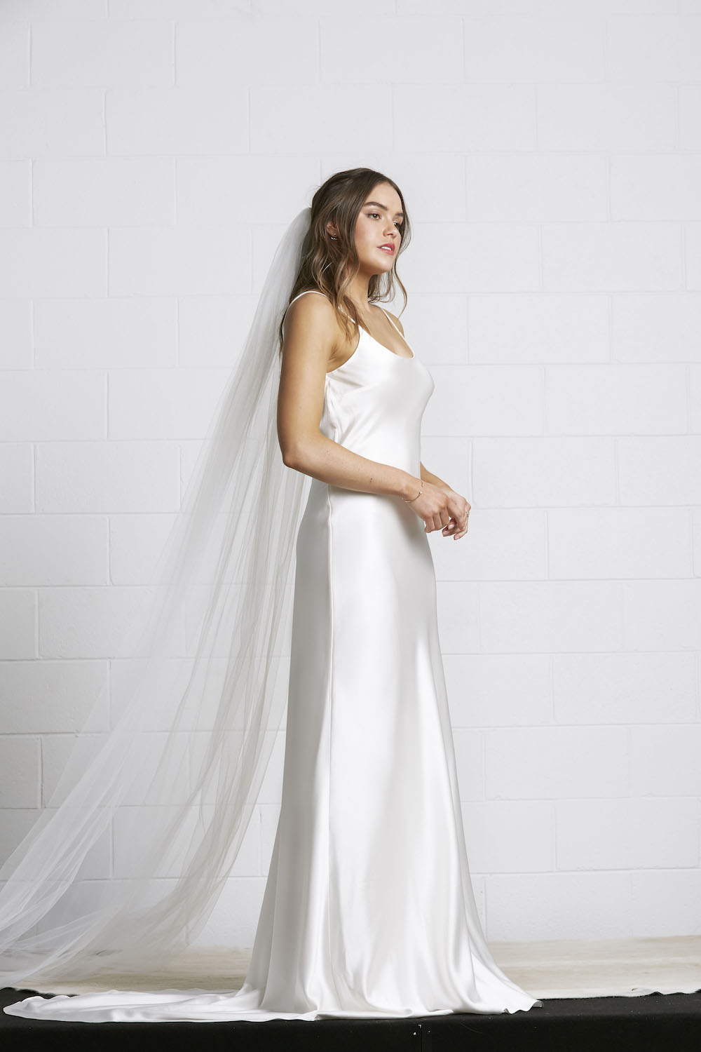 The Emerge Wedding Dress by Fiona Claire featured on LOVE FIND CO.