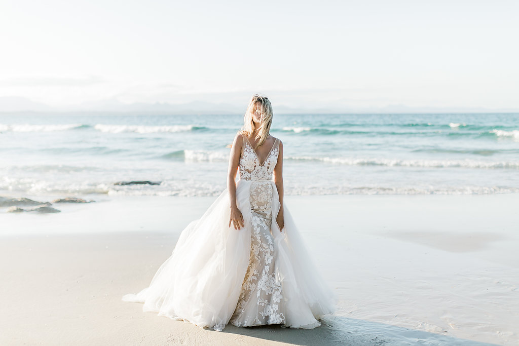 Made With Love Bridal wedding dresses featured on LOVE FIND CO.