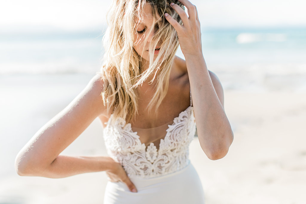 The Sienna Wedding Dress by Made With Love Bridal featured on LOVE FIND CO.