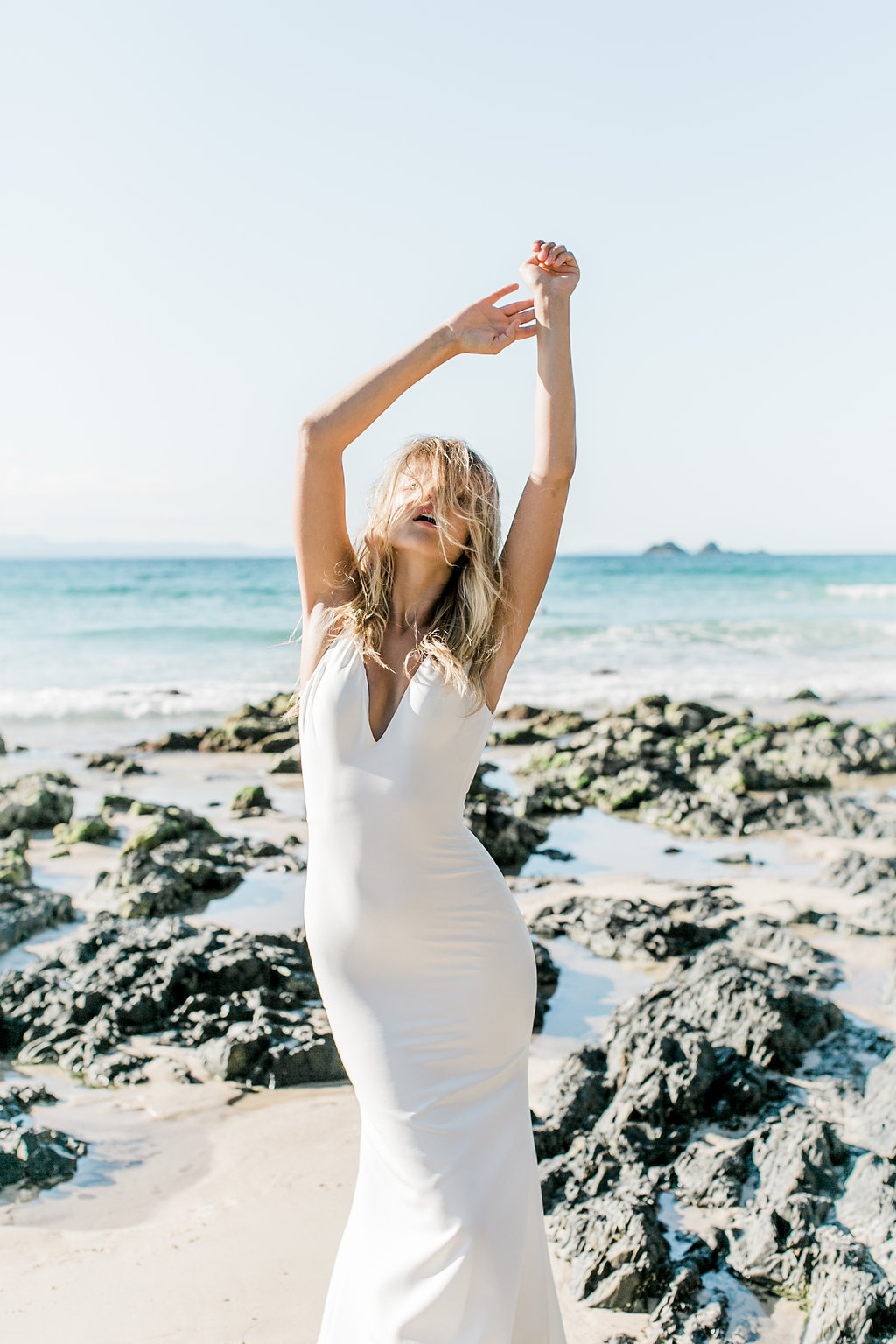The Georgie Wedding Dress by Made With Love Bridal featured on LOVE FIND CO.