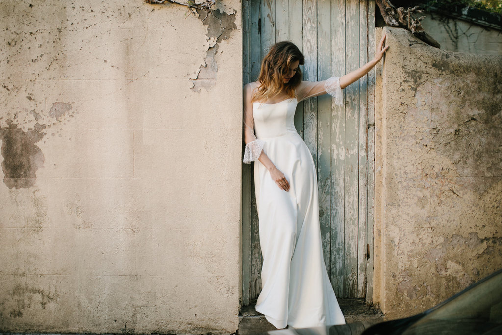 Hera Couture wedding dresses with creative direction by LOVE FIND CO. Creative Studio