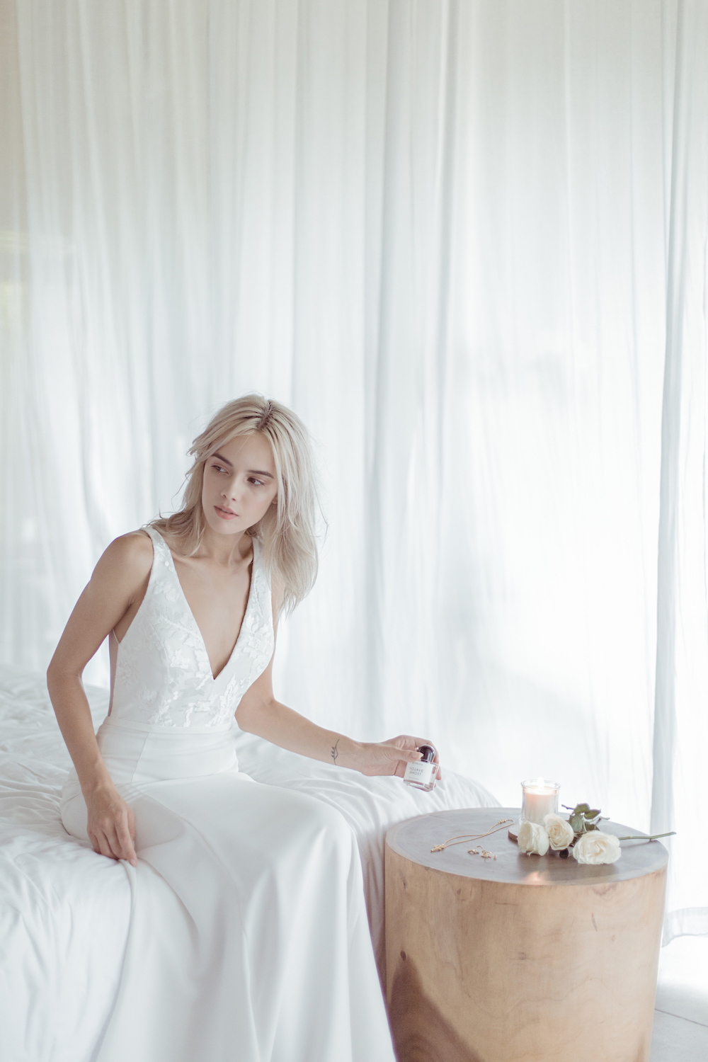 Oui The Label 2018 Stolen Moments Bridal Collection featured on LOVE FIND CO.