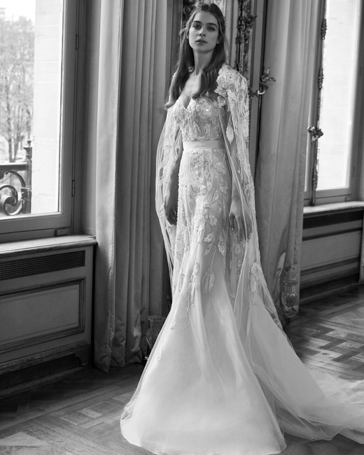 These Wedding Dresses from the Elie Saab Spring 2019 Collection are fit for a princess
