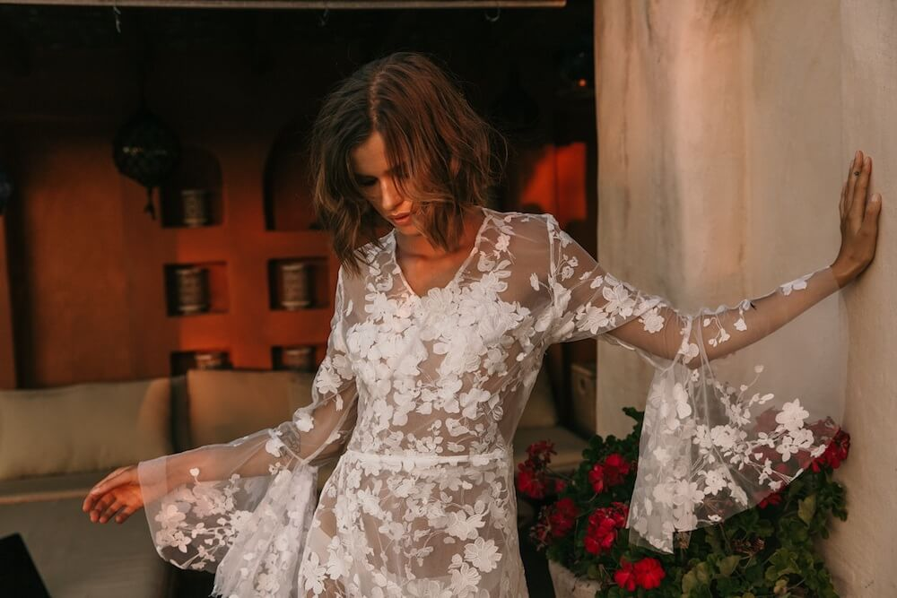 Jennifer Go Bridal 2018 Bridal Collection featured on LOVE FIND CO.