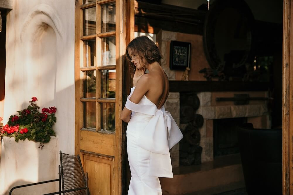 Jennifer Go Bridal 2018 Bridal Collection Fleeting Moments Wedding Dress featured on LOVE FIND CO.