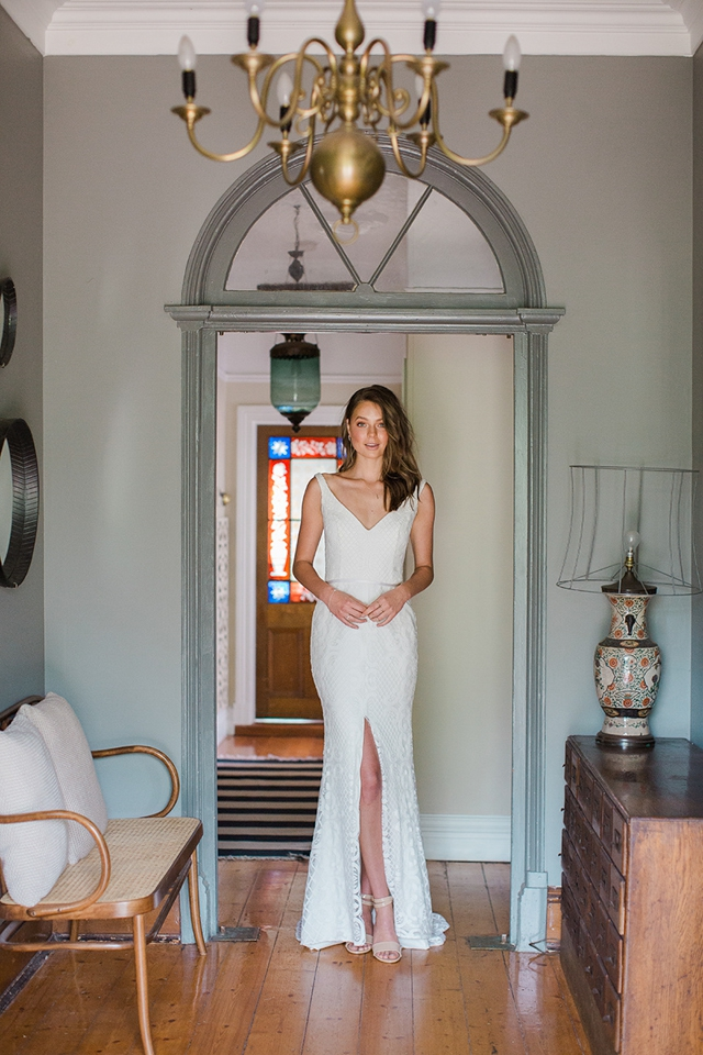 Bobby wedding dress by Karen Willis Holmes featured on LOVE FIND CO.