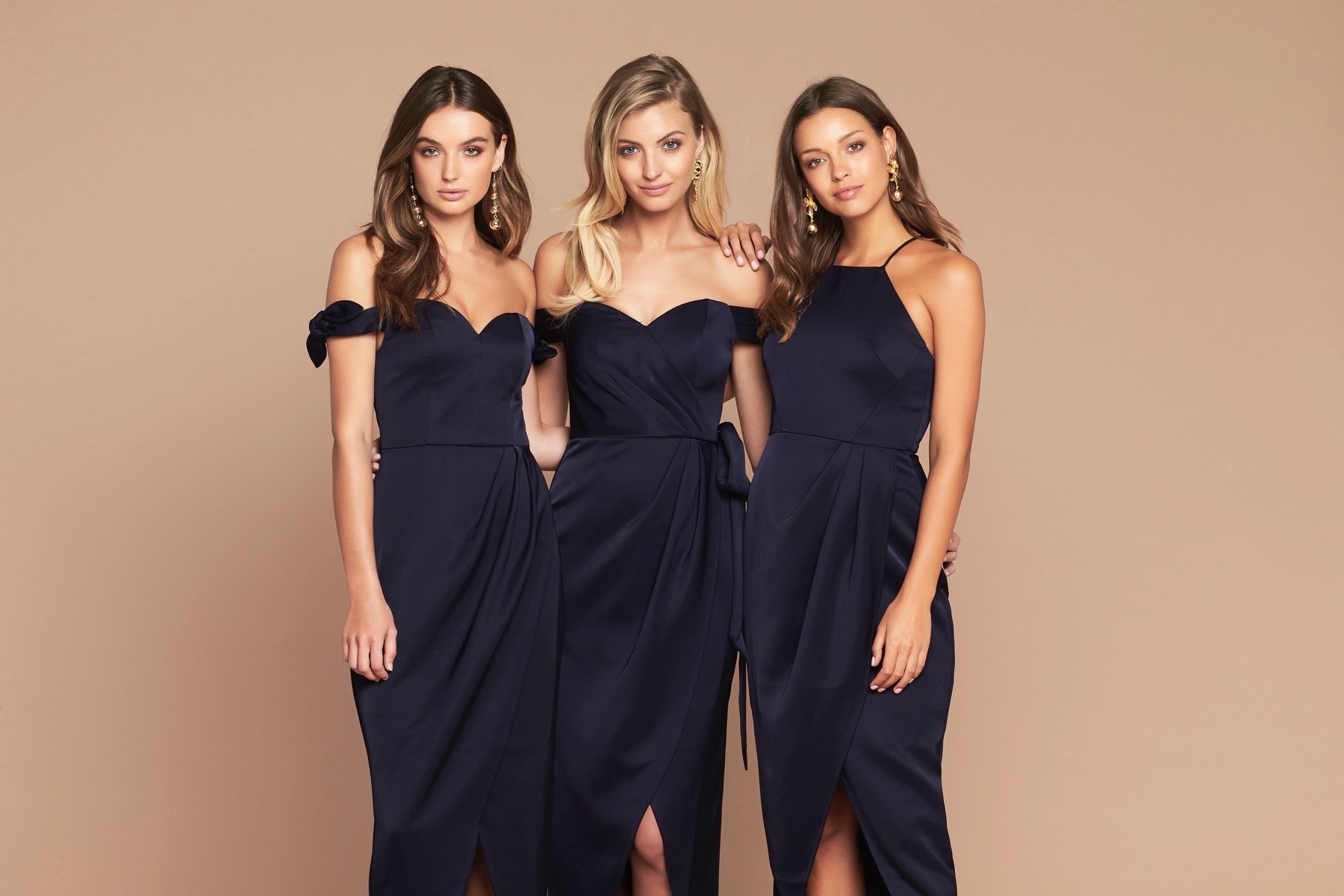 Love Honor Bridesmaid Dresses featured on LOVE FIND CO.