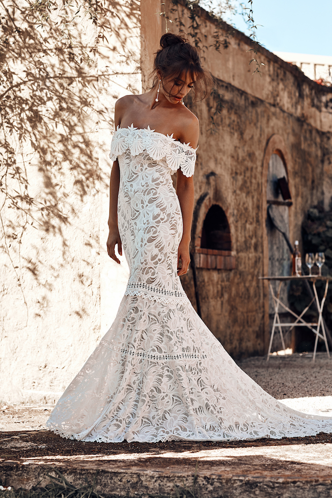 Cien Gown | ICON by Grace Loves Lace featured on LOVE FIND CO.