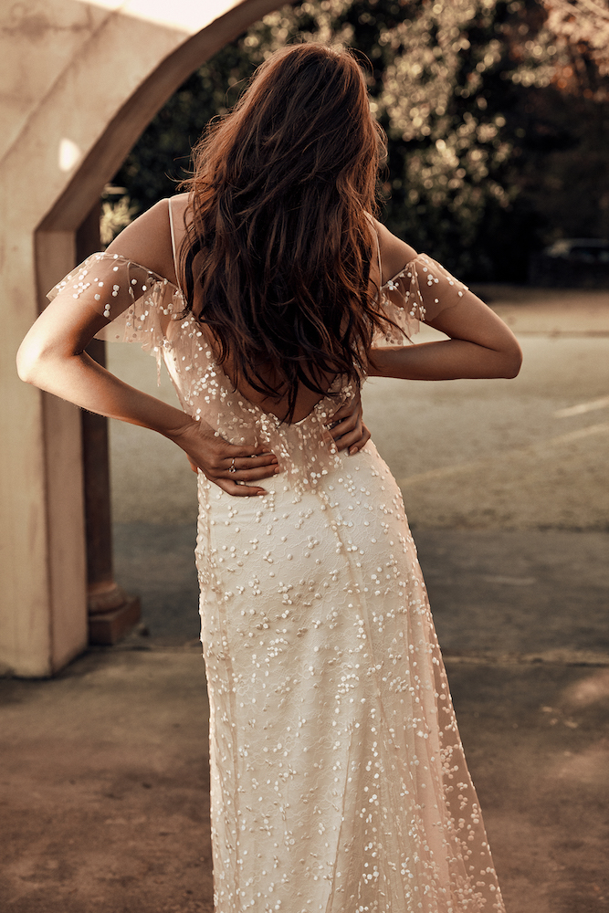 Marlowe Wedding Dress | ICON by Grace Loves Lace featured on LOVE FIND CO.