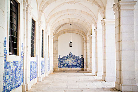 Igreja Da Sao Vicente de Fora  Lisbon, Portugal wedding destination featured on LOVE FIND CO.