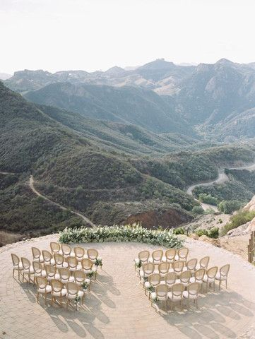 Malibu Rocks Oaks Estate Vineyard in California wedding reception featured on LOVE FIND CO.