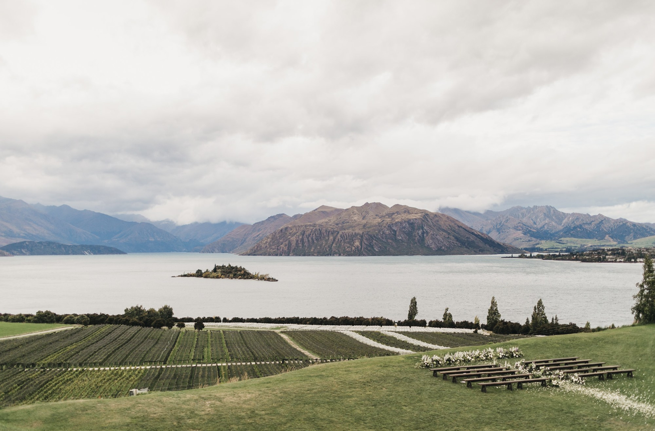 Rippon Hall, Wanaka wedding venue featured on LOVE FIND CO.