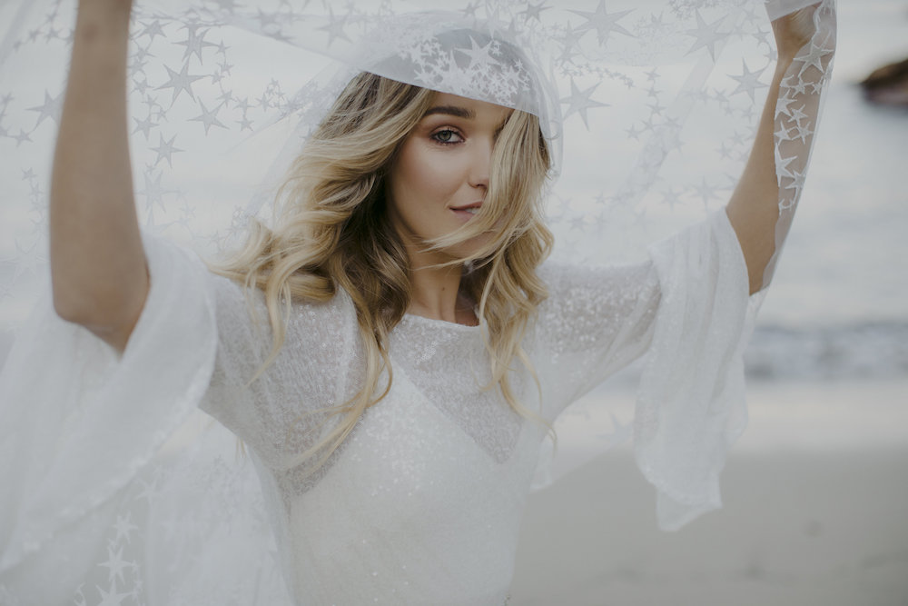Bridal Accessories by Aleksa Karina featured on LOVE FIND CO.