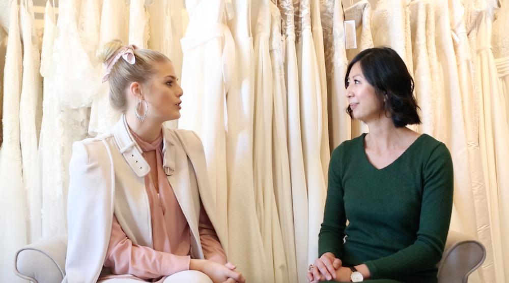 LOVE FIND CO. interviews Jennifer of Jennifer Go Bridal