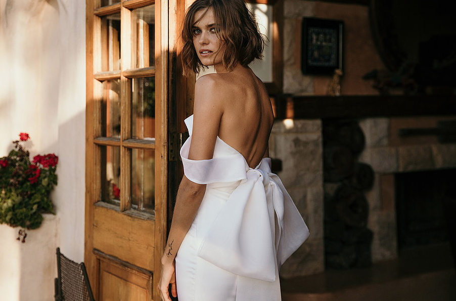 Fleeting Moments gown by Jennifer go bridal
