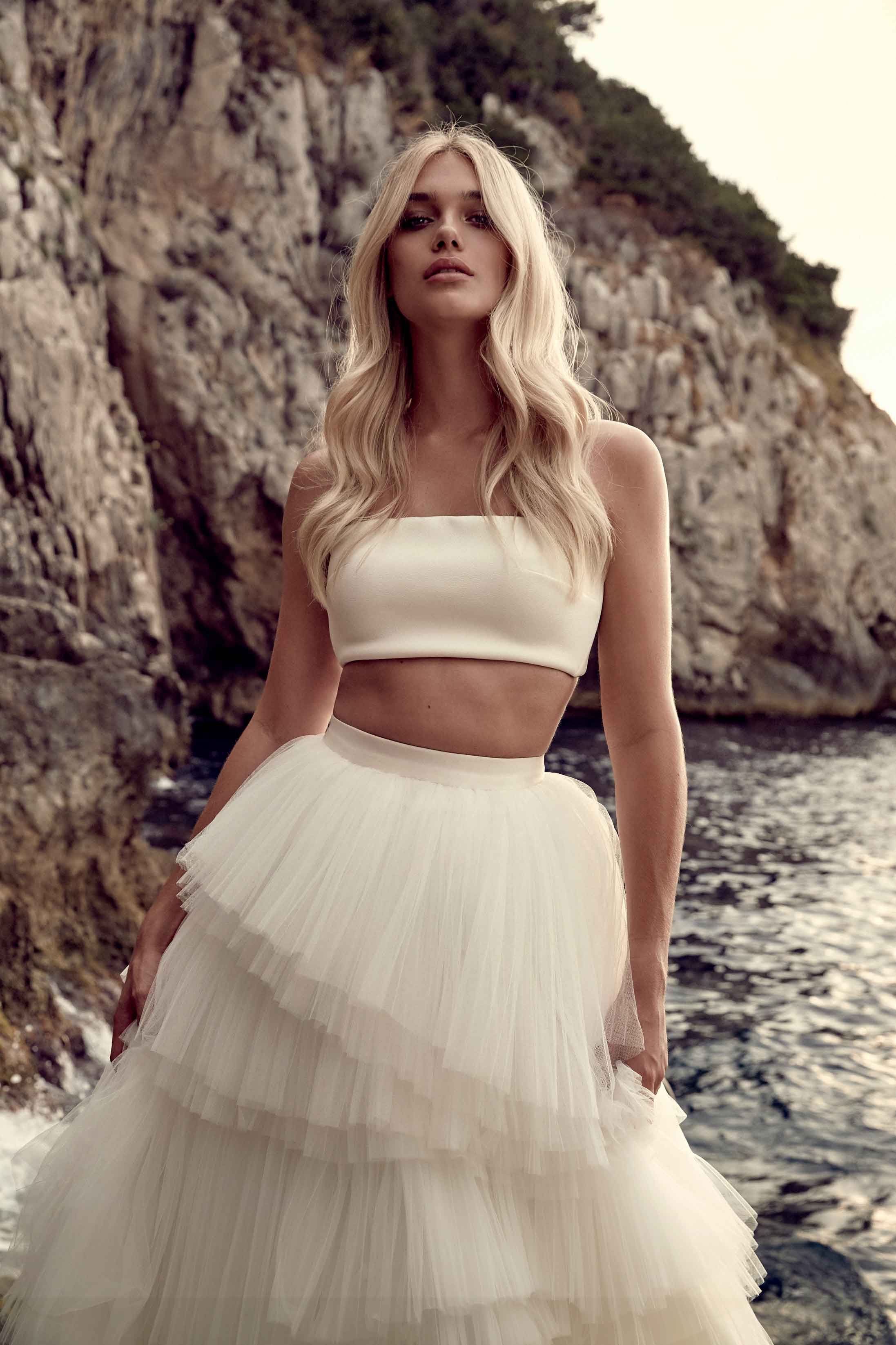 Chosen by One Day Tulle Skirt on LOVE FIND CO.