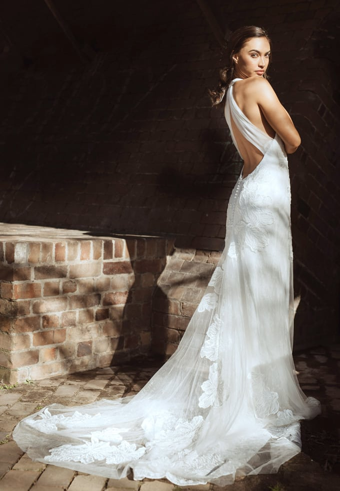 Hera Couture Tulle Gown on LOVE FIND CO.