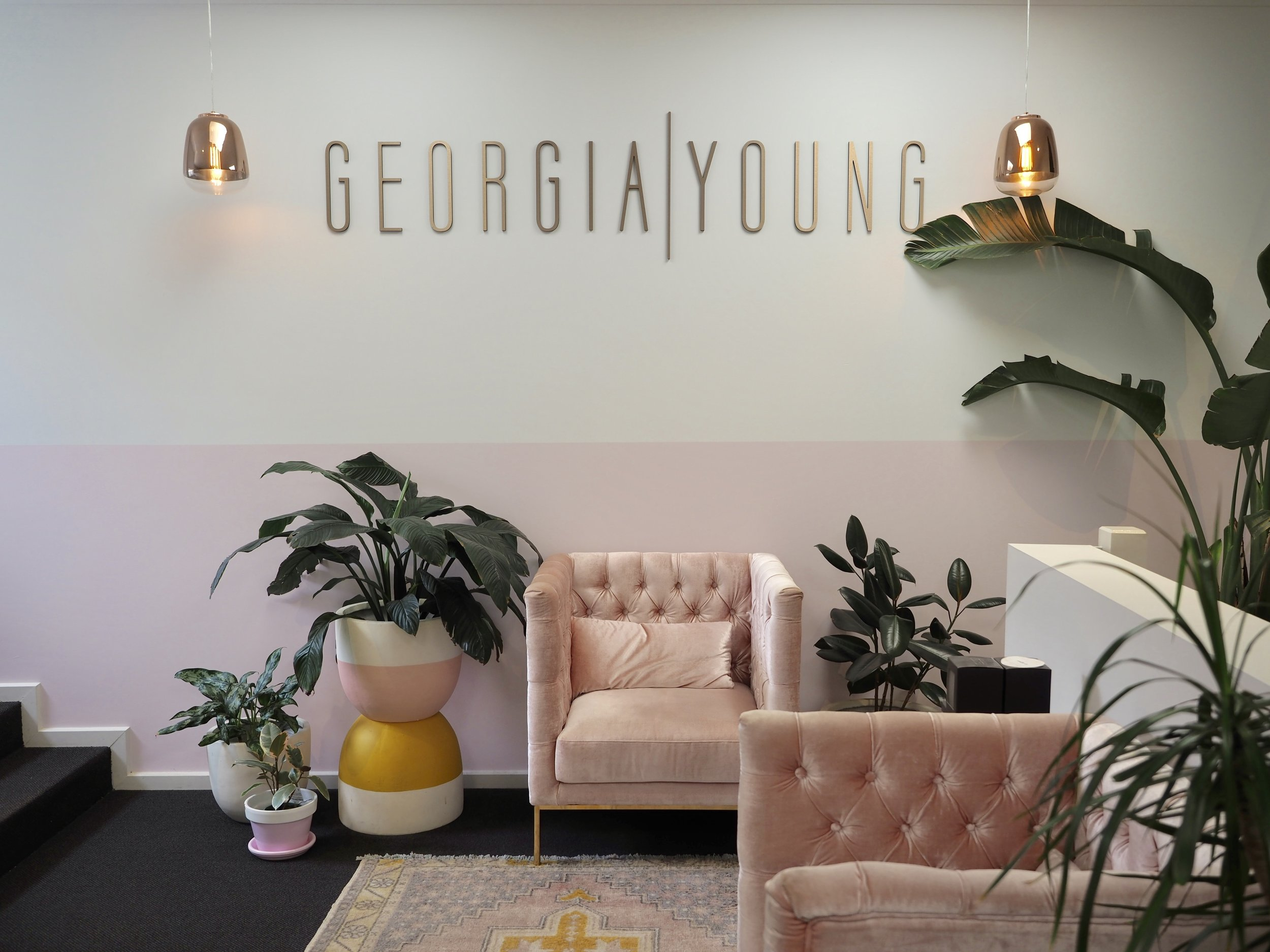 Georgia young Couture on LOVE FIND CO.