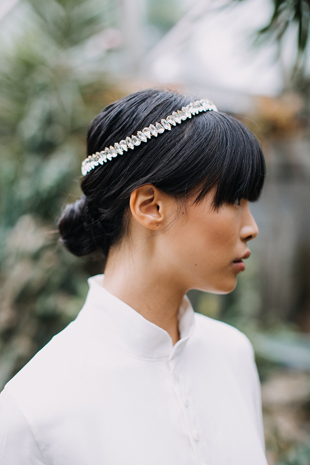 Davie & Chiyo Bridal Accessories featured on LOVE FIND CO.