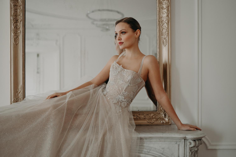 Love Find Co. Parisian Bridal Editorial featuring Liz Martinez