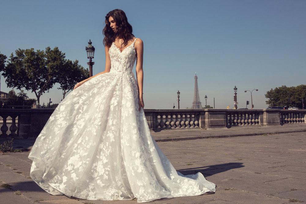 Bridal Designer Dany Tabet on the LOVE FIND CO. Dress Concierge