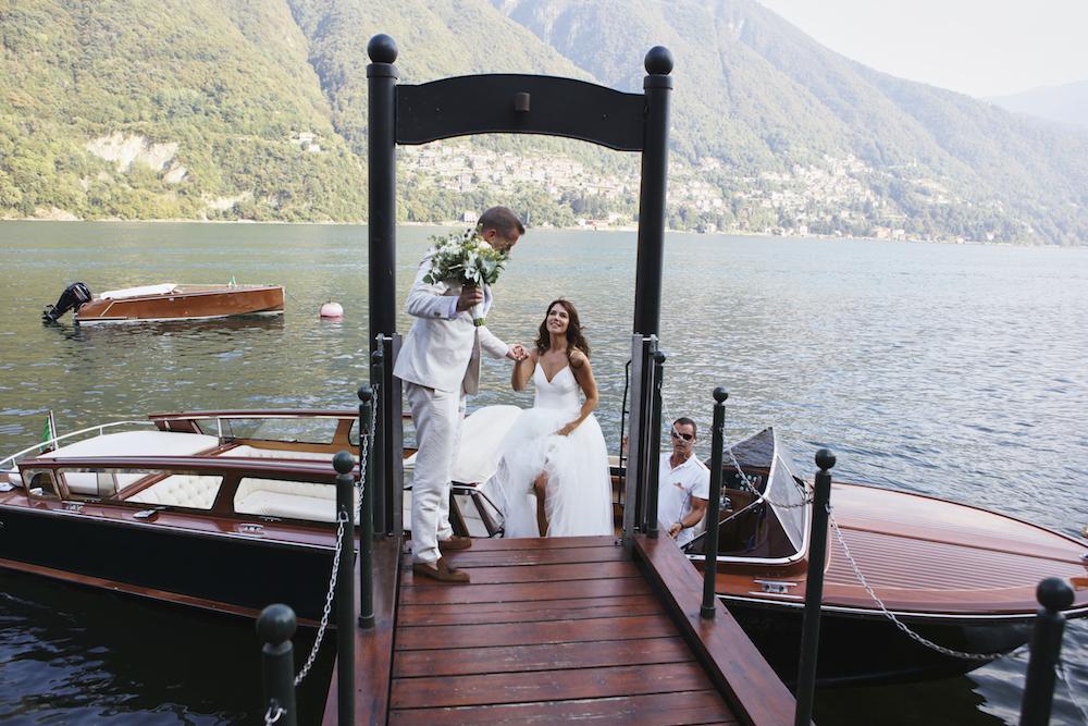 Rachael & Duncan's Italian & Australian Wedding featured on LOVE FIND CO.