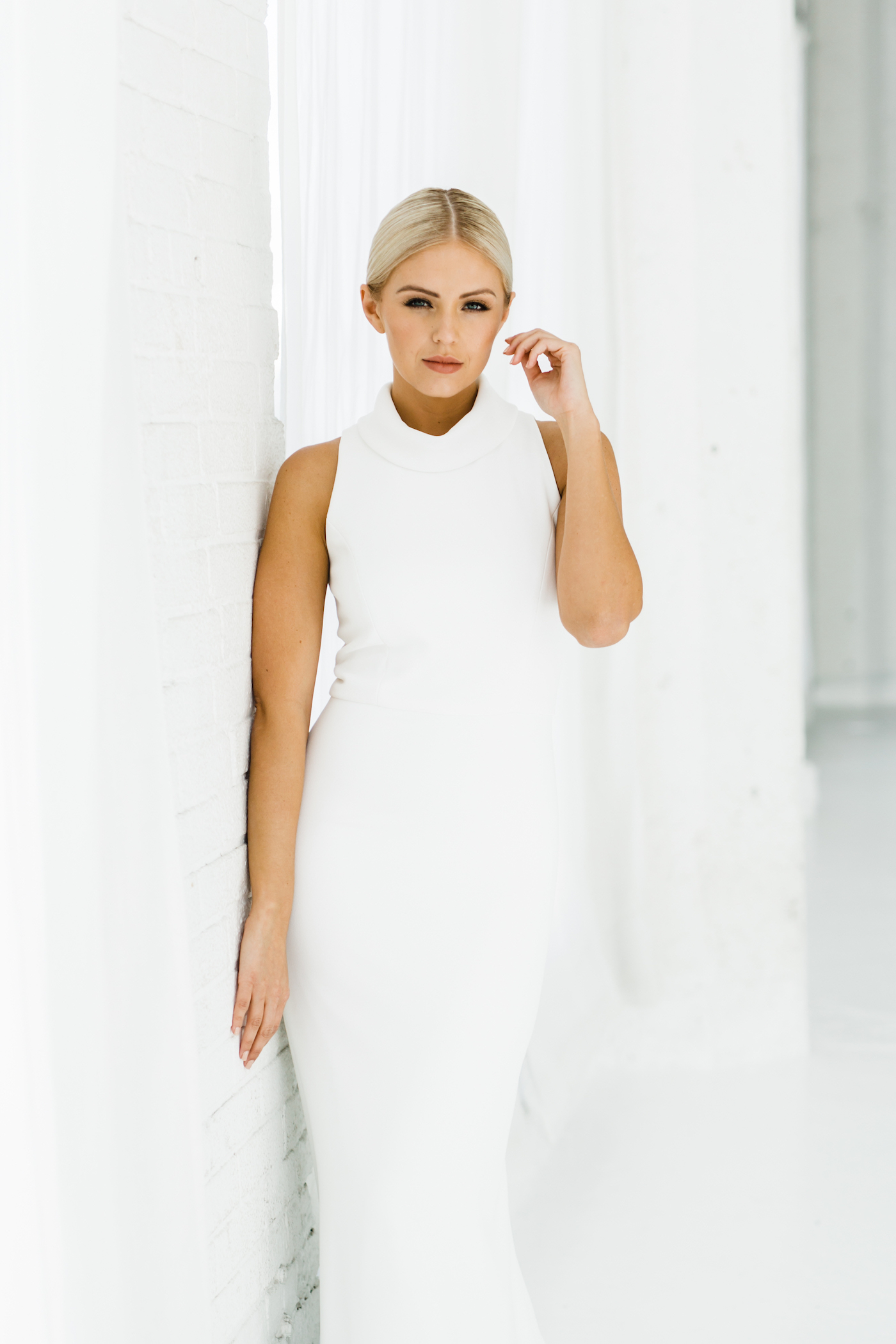 Alyssa Kristin on the LOVE FIND CO. Dress Concierge