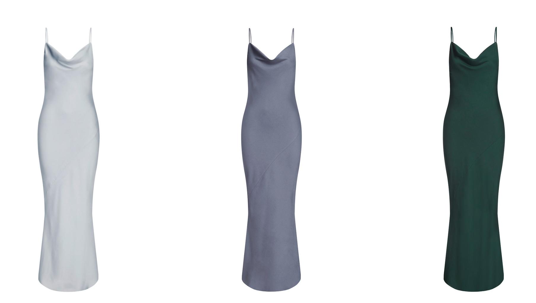 LUXE BIAS COWL SLIP DRESS - Shona Joy featured on LOVE FIND CO.