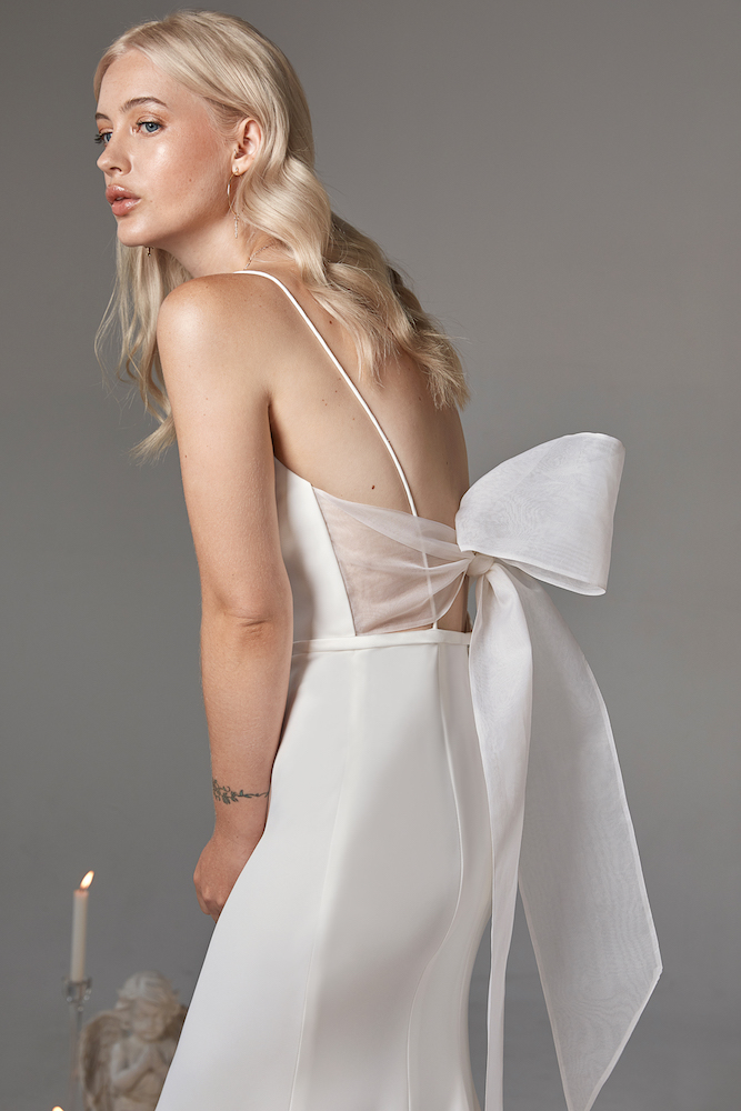 Pilgrim Gown by OUI THE LABEL 'New Wine' Collection featured on LOVE FIND CO.