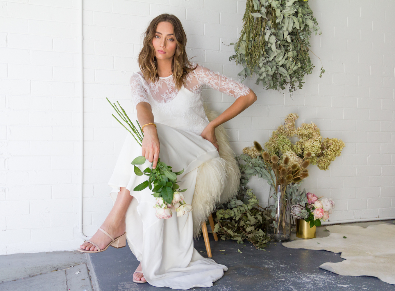 Fiona Claire True Collection of bridal dresses featured on LOVE FIND CO.