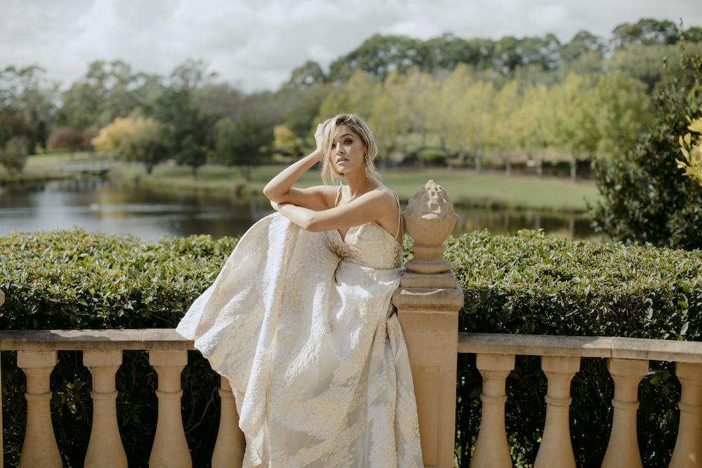 Bridal designer Kate McDonald Bridal featured on the LOVE FIND CO. Dress Concierge