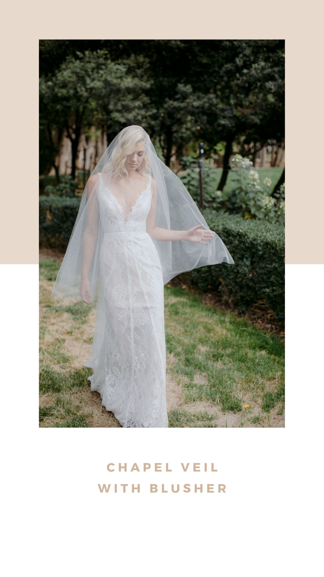 Our Guide To Bridal Veils - LOVE FIND CO. Bridal Dress Directory