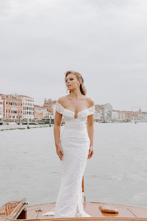 Georgia Young Couture available to Queensland brides
