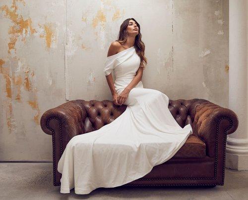 Melbourne bridal designer Amaline Vitale on LOVE FIND CO.