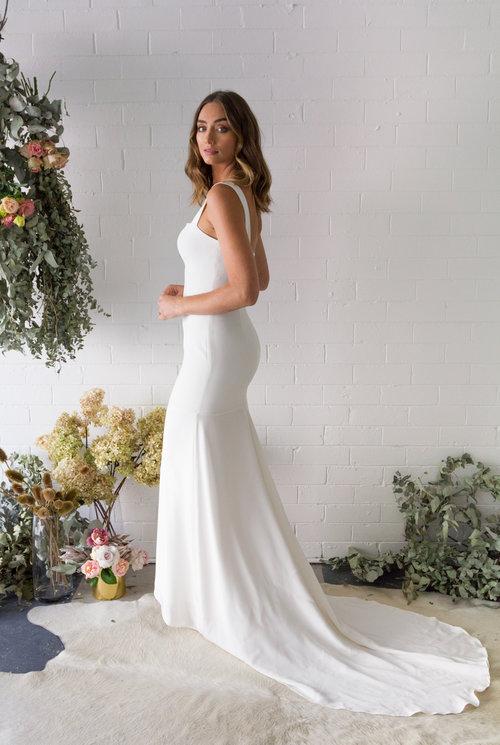 Melbourne bridal designer Fiona Claire on the LOVE FIND CO. Dress Concierge