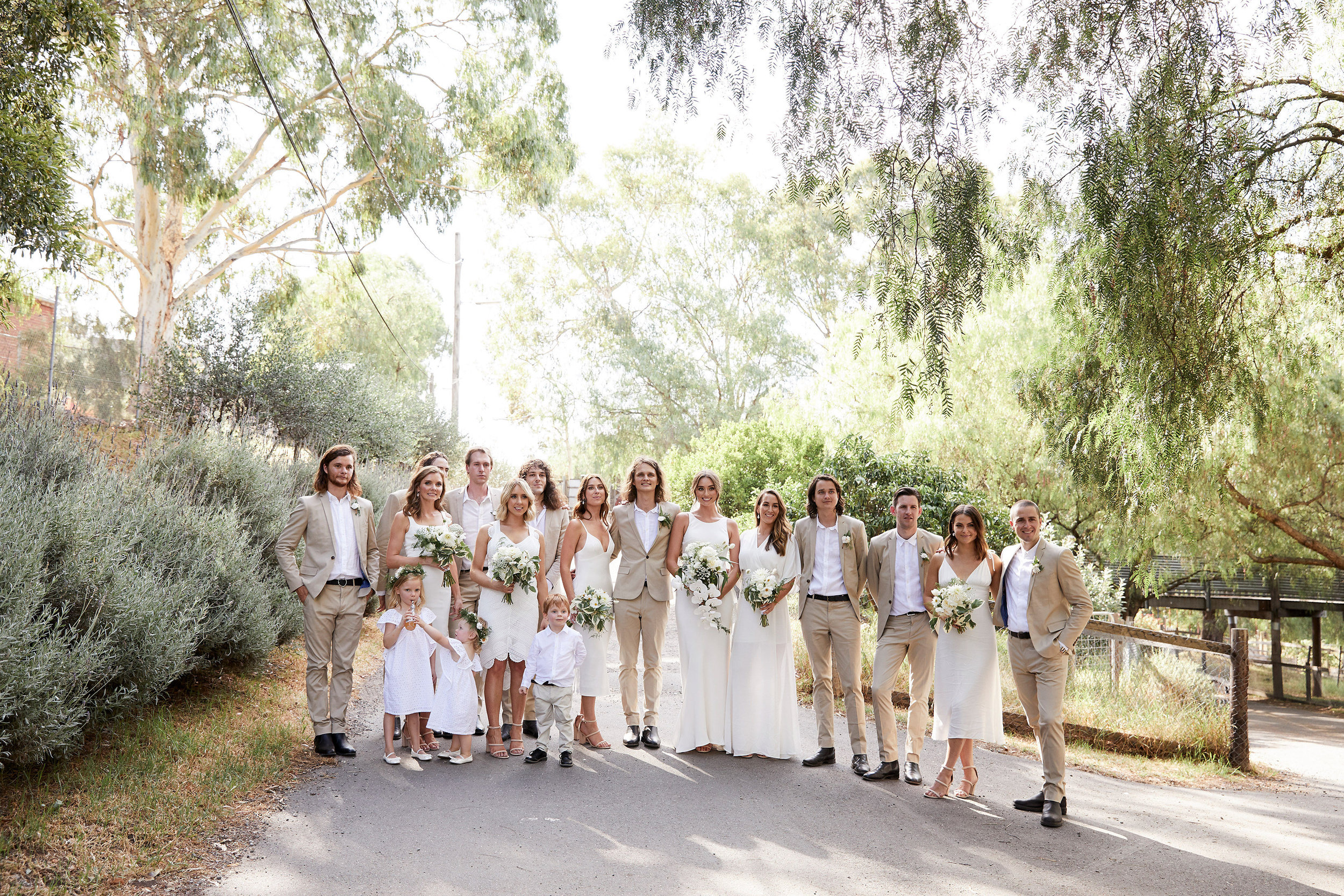 Philippa & Stu's Wedding featured on LOVE FIND CO. Bridal Directory