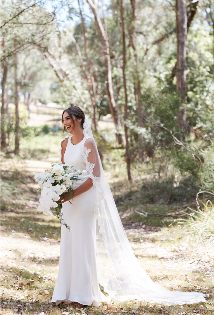 Pip and Stu's wedding featured on LOVE FIND CO. Bridal Directory
