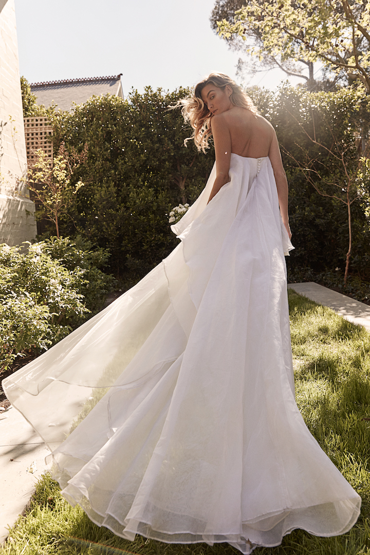 Valentina wedding dress by Marquise Bridal | 10 Wedding day looks for the non-traditional bride | LOVE FIND CO.