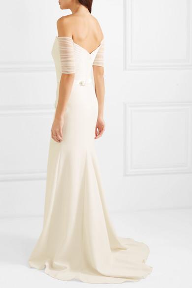 JENNY PACKHAM Venus wedding dress | Wedding Dresses under $5,000 | LOVE FIND CO. Bridal Dress Directory