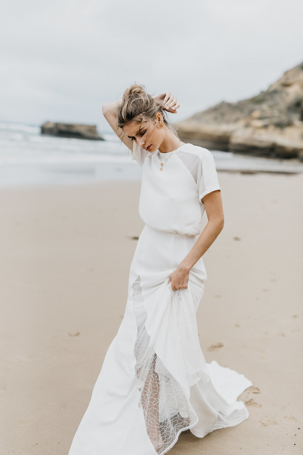GEORGIA YOUNG COUTURE Cumquat Gown | Wedding Dresses under $5,000 | LOVE FIND CO. Bridal Directory