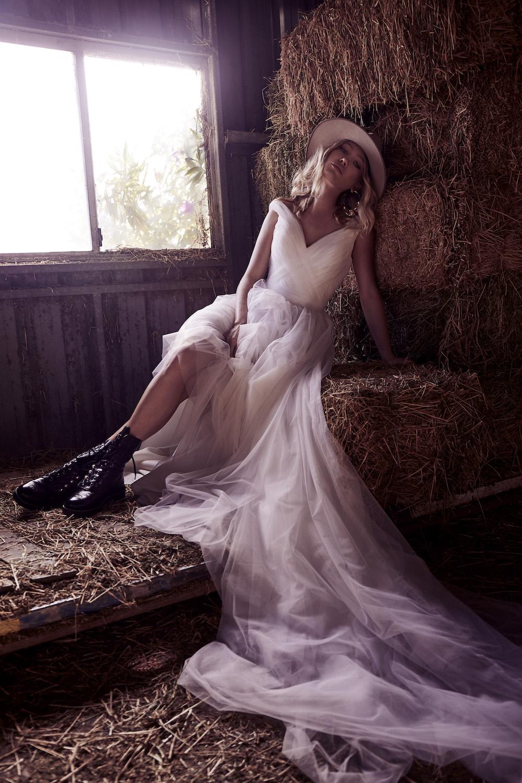 Bridal Designer Moira Hughes available to Melbourne brides