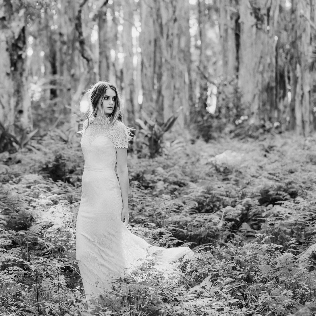 Sydney located Bridal Designer Georgia White Label